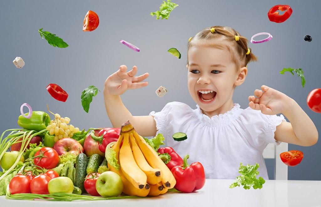 Безвредна ли вегетарианская диета для детей?