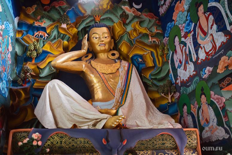 великие йоги Тибета.