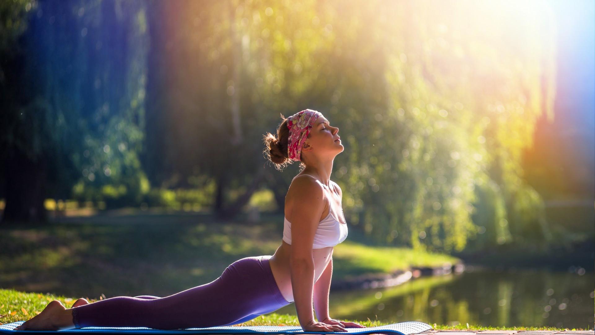 Зачем русскому йога