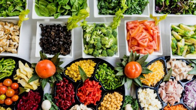 Правильное питание - Высоковибрационное питание