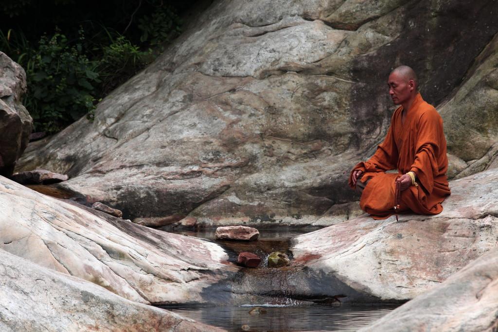 Тибетские монахи в картинках